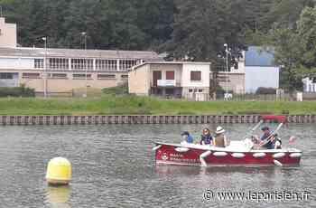 Déconfinement : à Meaux, les bateaux sans permis se remettent à flot - Le Parisien