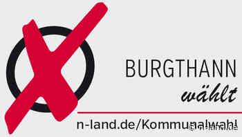Burgthann : Kommunalwahl 2020 - Alle Ergebnisse - N-LAND - N-Land.de