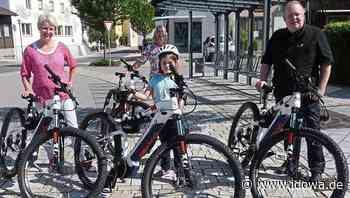 Zandt: Räder zu verleihen - Stadt Bad Kötzting - Chamer Zeitung