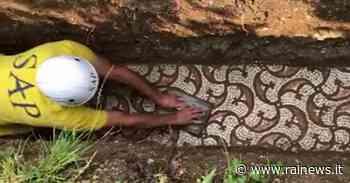 Negrar (VR), i resti di una villa romana sotto un vigneto - TGR Veneto - TGR – Rai
