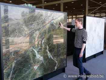 Steenspecialist pakt uit met 'Stone Gallery' van 5.000 vierkante meter