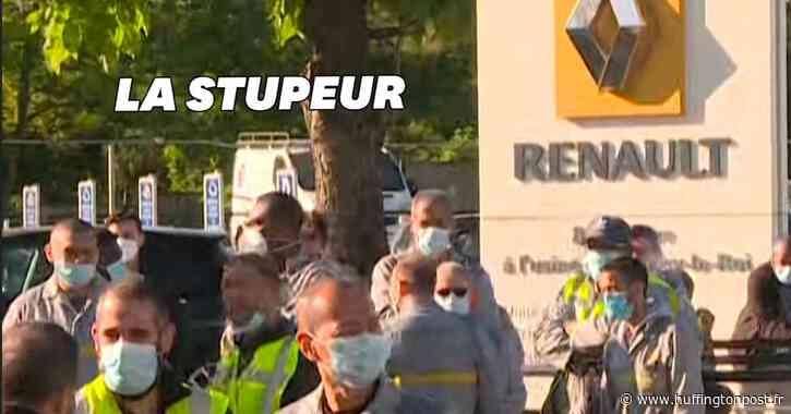 Renault: à Choisy-le-Roi, la colère des salariés de l'usine qui doit fermer - Le HuffPost