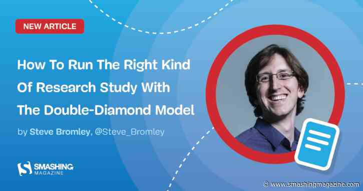 How To Run The Right Kind Of Research Study With The Double-Diamond Model