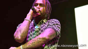 Rapper Dave East Issued Summonses After NYPD Traffic Stop - NBC New York