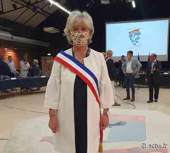 Yvelines. A Jouy-en-Josas, Marie-Hélène Aubert entre dans ses fonctions de maire - actu.fr