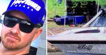 Boat found in search for missing Hervey Bay fisherman - 9News