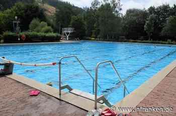 So soll das Freibad in Steinwiesen attraktiver werden - inFranken.de