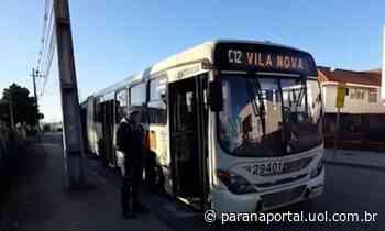 Motorista de ônibus é esfaqueado no rosto durante assalto em Piraquara - Paraná Portal