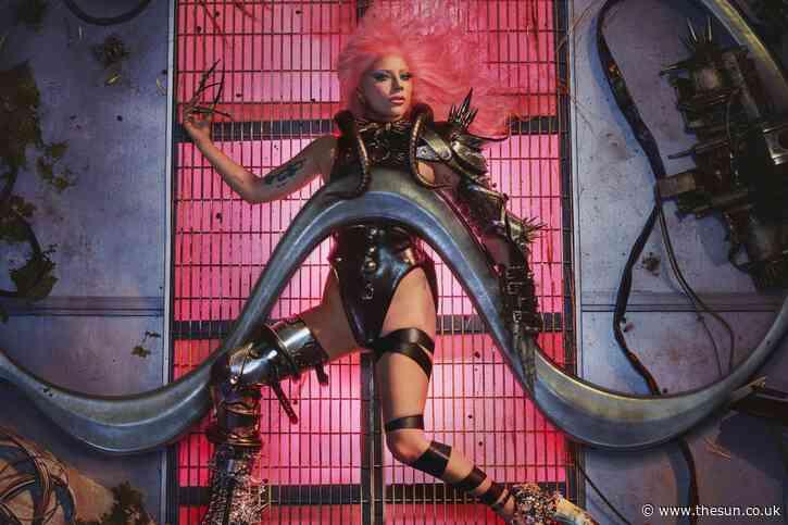 Lady Gaga's Chromatica – tracklist and lyrics for her new album