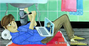 Telemedicine for Home Repairs?