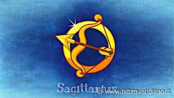 Oroscopo Sagittario 28 maggio 2020. Caterina Galloni: poco... - Blitz quotidiano