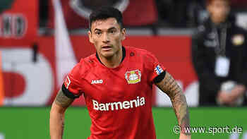 Nach Gerüchten um FC Bayern: Zukunft von Charles Aránguiz von Bayer Leverkusen entschieden - sport.de