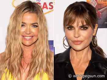 Denise Richards and Lisa Rinna clash over Charlie Sheen's hookers on 'RHOBH' - Winnipeg Sun