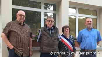 Genevière Lebailly réélue maire de Senlis-le-Sec - Courrier picard
