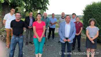 Frédéric Bailly poursuit l'aventure en tant que maire de Senlis - La Voix du Nord