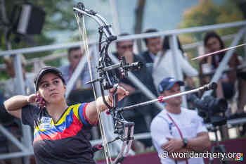Colombia's Sara Lopez named champion of first Lockdown Knockout - World Archery Official Website