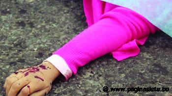 En Sorata es asesinada una mujer, madre de tres niños - Diario Pagina Siete