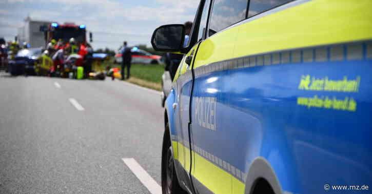 Heidelberg:  Frontalcrash bei Wieblingen - Strecke gesperrt