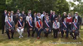 Wavrin : Alain Blondeau a été désigné maire à huis clos, sept adjoints élus - La Voix du Nord