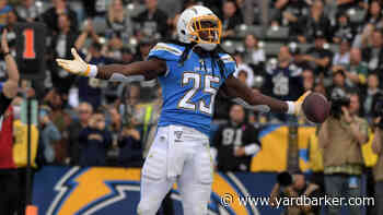 Melvin Gordon: Chargers home games prepared him for playing without fans