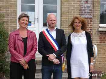 Tourville-sur-Arques : Yoann Collin ceint l'écharpe de maire - Normandie Actu