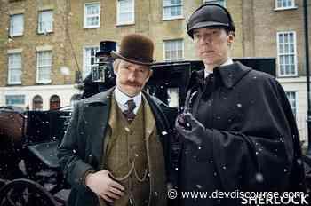 Sherlock Season 5 possibilities revealed, Benedict Cumberbatch, Martin Freeman's roles discussed - Devdiscourse