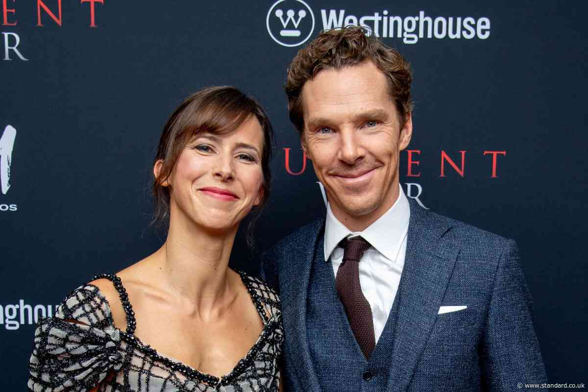 Benedict Cumberbatch has been self-isolating with family in New Zealand - Evening Standard