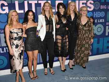 Truth About Meryl Streep Feuding With 'Big Little Lies' Castmates - Gossip Cop