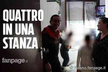 Il lockdown in una stanza: famiglia di Sesto San Giovanni costretta per due mesi in 10 metri quadri - Milano Fanpage.it