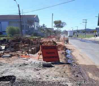 Avenida Santos Dumont passará por interdições nesta quinta-feira em Criciúma - Engeplus