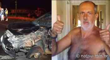 Tubaronense de 56 anos morre após acidente em Jaguaruna - Notisul