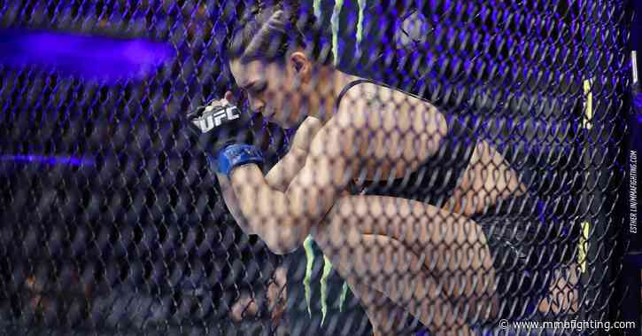 Mackenzie Dern explains how not 'getting hit in the face' in camp played factor in first UFC loss