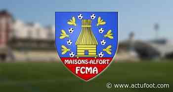 Le joli geste du FC Maisons-Alfort concernant les cotisations - Actufoot