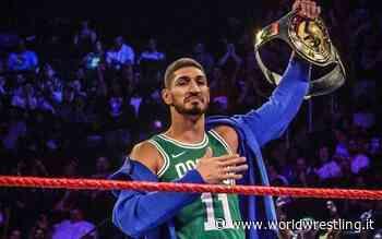 Enes Kanter parla della vittoria del titolo 24/7 e dell'incontro con il suo idolo WWE - World Wrestling