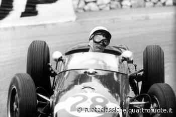 Stirling Moss: 60 anni fa la vittoria Lotus a Montecarlo - Ruoteclassiche