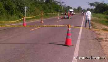 Muere hombre tras chocar contra un caballo en zona rural de Arjona, Bolívar - Caracol Radio