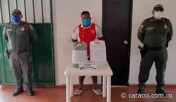 En Bolívar, capturado 'El Veneco' cuando pretendía vender licor en Ley Seca - Caracol Radio