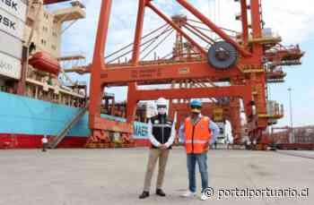 Ministro de Producción de Ecuador verifica operación de Puerto Libertador Simón Bolívar - PortalPortuario