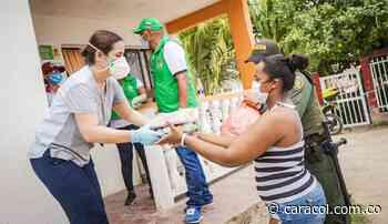 ICBF verificará entrega de canastas alimentarias en Bolívar - Caracol Radio