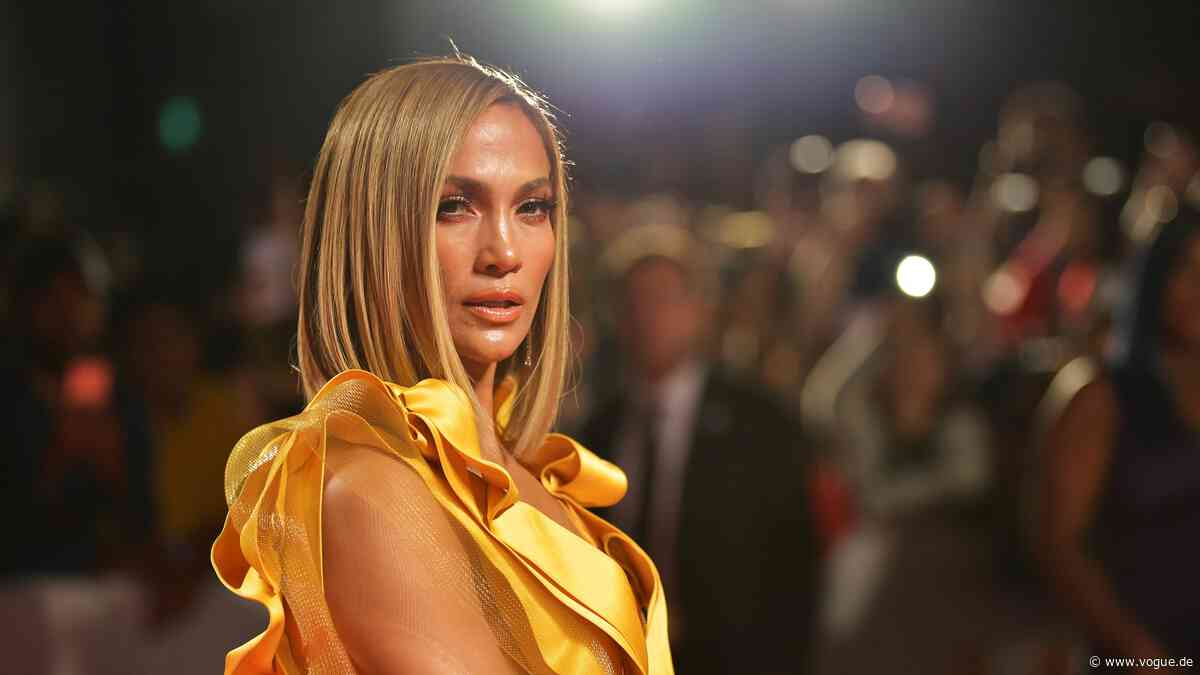 Jennifer Lopez ungeschminkt: Ihre schönsten No-Make-Up-Looks auf Instagram - VOGUE Germany
