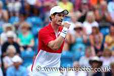 Andy Murray to feature in new charity tennis tournament