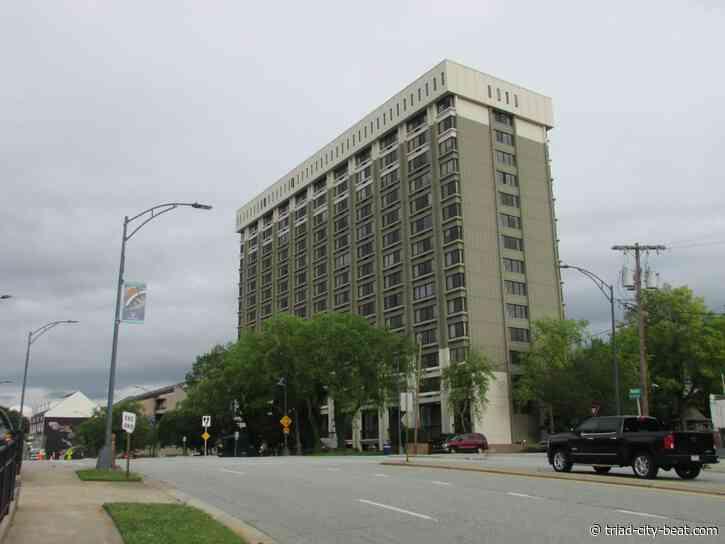Complaint: Elevators chronically out of service at Greensboro public-housing high-rise