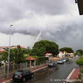 Maltempo, inizia il weekend di piogge e temporali: tornado a Fiumicino, nubifragi in Emilia Romagna [FOTO ... - Meteo Web