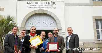 La ville d'Hennebont décroche le 1er prix aux Prizioù - Le Télégramme