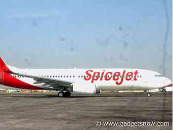 SpiceJet to run drone trials for cargo deliveries - Gadgets Now