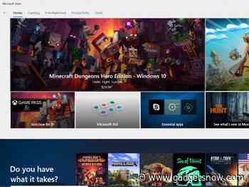 How to download apps in Windows 10 - Gadgets Now