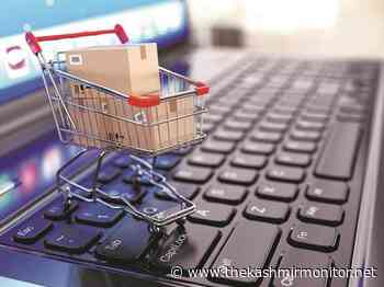 Gadgets, medicines, clothes: Courier companies gear up to home deliver online products in Kashmir - The Kashmir Monitor
