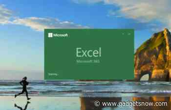 How to use PivotTable in Microsoft Excel  - Gadgets Now