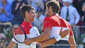 Novak Djokovic speaks extremely highly of Marin Cilic, Borna Coric - Tennis World USA