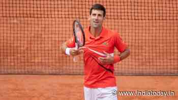 Missing Roland Garros: Novak Djokovic posts throwback video remembering French Open - India Today